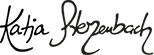 katjasterzenbach.de Logo
